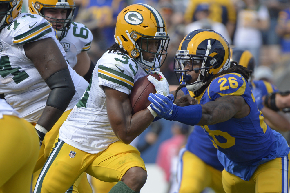 Nfl Green Bay Packers At Los Angeles Rams Snotapwi