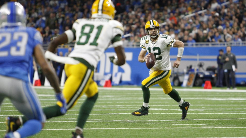 Aaron Rodgers Top Ranked Quarterback Espn Green Bay Packers Snotapwi